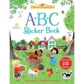 Usborne Farmyard Tales: ABC Sticker Book