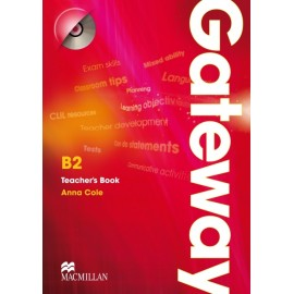 Gateway B2 Teacher´s Book + Test CD