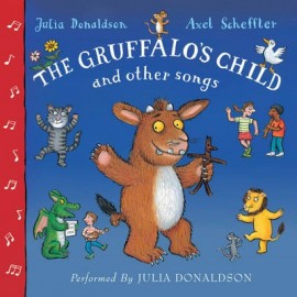 The Gruffalo's Child and Other Songs CD