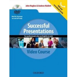 Successful Presentations Student's Book + DVD