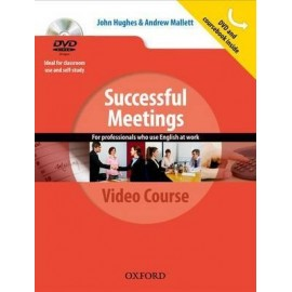 Successful Meetings Student's Book + DVD