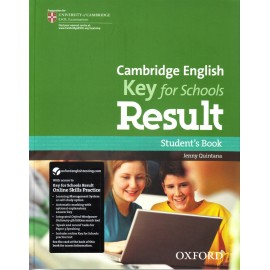 Cambridge English Key for Schools Result Student's Book with Online Skills Practice