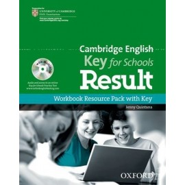 Cambridge English Key for Schools Result Workbook with Key + MultiROM