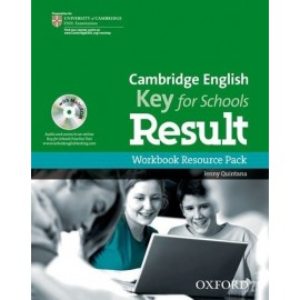 Cambridge English Key for Schools Result Workbook without Key + MultiROM