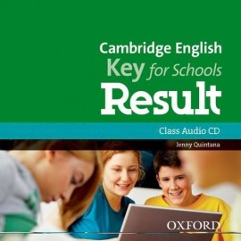 Cambridge English Key for Schools Result Class Audio CD