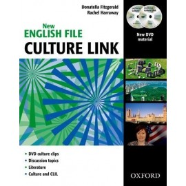 New English File Culture Link + DVD + Audio CD