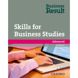 Business Result Advanced Student's Book + DVD-ROM + Skills for Business Studies Workbook