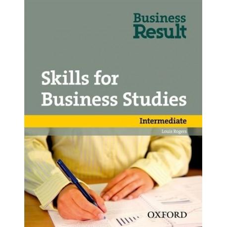 Business Result Intermediate Student's Book + DVD-ROM + Skills for Business Studies Workbook Oxford University Press 9780194739504