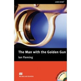 The Man with the Golden Gun +CD