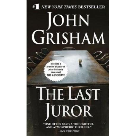 The Last Juror Random House (UK Division) 9780440241577