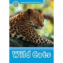 Discover! 1 Wild Cats + audio download