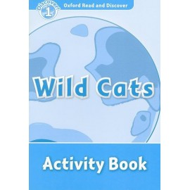 Discover! 1 Wild Cats Activity Book