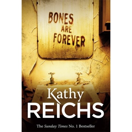 Bones are Forever Arrow Books 9780099558040