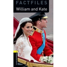 Oxford Bookworms Factfiles: William and Kate
