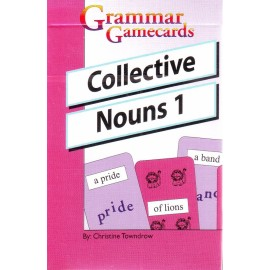 Grammar Gamecards: Collective Nouns 1