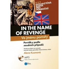 In the Name of Revenge / Ve jménu pomsty + MP3 Audio CD