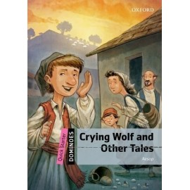 Oxford Dominoes: Crying Wolf and Other Tales + MultiROM
