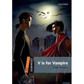 Oxford Dominoes: V is for Vampire