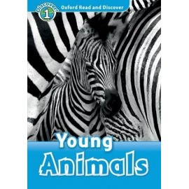 Discover! 1 Young Animals + Audio CD