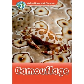 Discover! 2 Camouflage + Audio CD