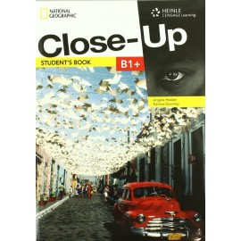Close-Up B1 Plus Student's Book + DVD