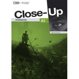 Close-Up B2 Workbook + Audio CD