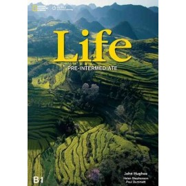 Life Pre-Intermediate Student's Book + DVD