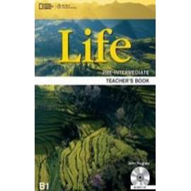 Life Pre-Intermediate Teacher's Book + Class Audio CD