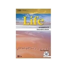 Life Intermediate Teacher's Book + Class Audio CD
