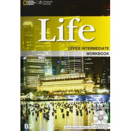 Life Upper-Intermediate Workbook + Audio CD