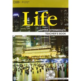 Life Upper-Intermediate Teacher's Book + Class Audio CD