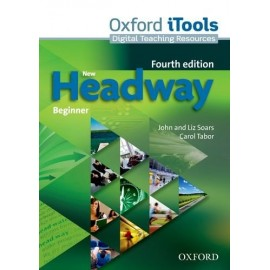 New Headway Beginner Fourth Edition iTools DVD-ROM