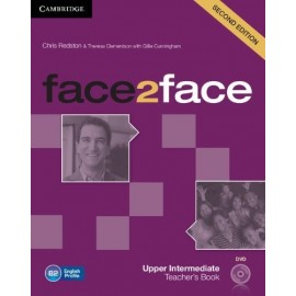 face2face Upper-Intermediate Second Ed. Teacher's Book + DVD