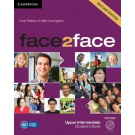 face2face Upper-Intermediate Second Ed. Student's Book + DVD-ROM