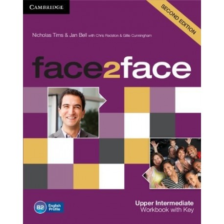 face2face Upper-Intermediate Second Ed. Workbook with Key