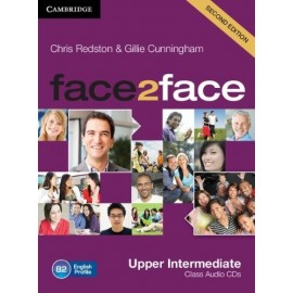 face2face Upper-Intermediate Second Ed. Class Audio CDs