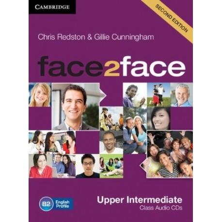 face2face Upper-Intermediate Second Ed. Class Audio CDs