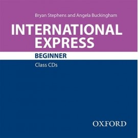 International Express Beginner Third Edition Class Audio CDs
