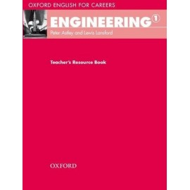 Oxford English for Careers: Engineering 1 Teacher's Book