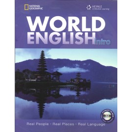 World English Intro Student's Book + CD-ROM