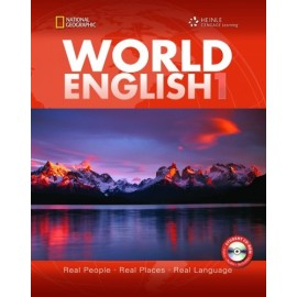 World English 1 Student's Book + CD-ROM