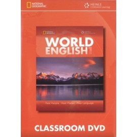 World English 1 DVD