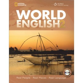 World English 2 Student's Book + CD-ROM