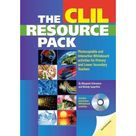 The CLIL Resource Book Second Edition + Interactive Whiteboard Software