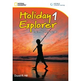 Holiday Explorer 1 Student's Book + Audio CD