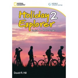 Holiday Explorer 2 Student's Book + Audio CD