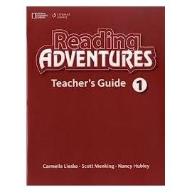 Reading Adventures 1 Teacher's Guide