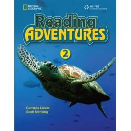 Reading Adventures 2 Student's Book