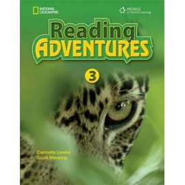 Reading Adventures 3 Student's Book