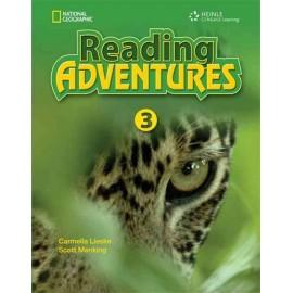 Reading Adventures 3 Student's Book
